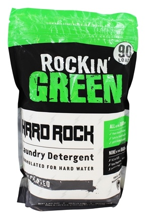 Rockin' Green - Hard Core Concentrate Laundry Detergent Unscented - 45 oz.