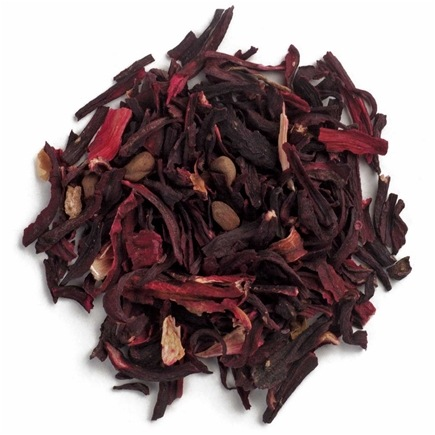Frontier Natural Products - Hibiscus Flower Cut & Sifted Organic - 1 lb.