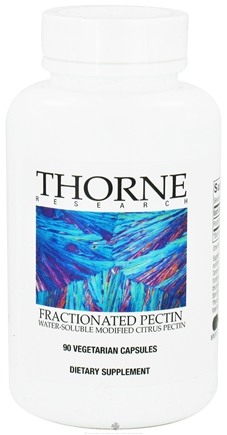 DROPPED: Thorne Research - Fractionated Pectin 450 mg. - 90 Vegetarian Capsules