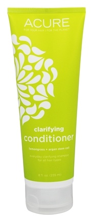 ACURE - Clarifying Conditioner Lemongrass + Argan Extract - 8 oz.