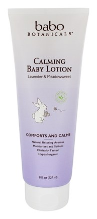 Zoom View - Calming Baby Lotion