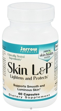 DROPPED: Jarrow Formulas - Skin L&P - 60 Capsules