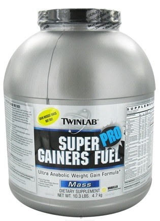 Zoom View - Super Gainers Fuel Pro