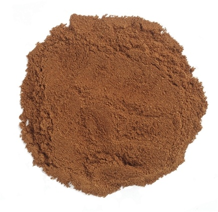 Frontier Natural Products - Cinnamon Ground Vietnamese Premium Organic - 1 lb.