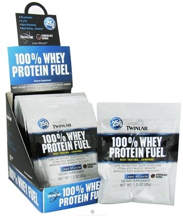 Zoom View - 100% Whey Protein Fuel