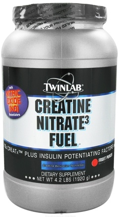Zoom View - Creatine Nitrate Fuel