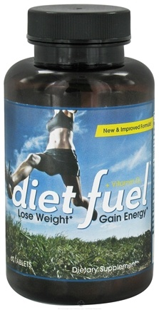 DROPPED: Twinlab - Diet Fuel - 60 Tablets CLEARANCE PRICED