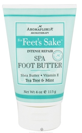 Zoom View - For Feet's Sake Intense Repair Spa Foot Butter Aromatherapy