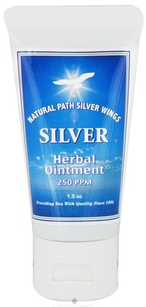 Zoom View - Silver Herbal Ointment