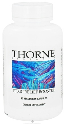 Zoom View - Toxic Relief Booster