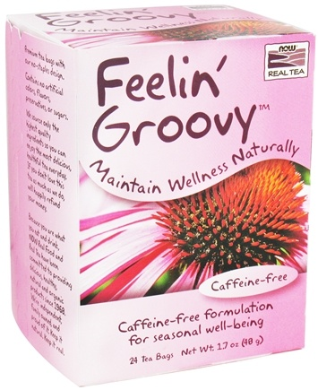 Zoom View - Feelin' Groovy Tea Caffeine Free