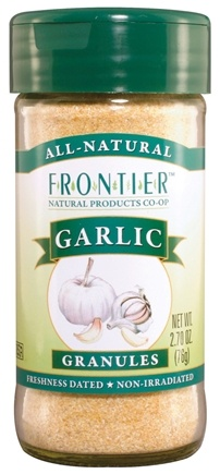 Zoom View - Garlic Granules