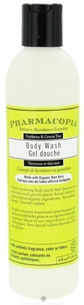 Zoom View - Body Wash