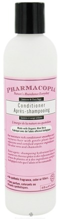 DROPPED: Pharmacopia - Conditioner Jasmine & Clary Sage - 8 oz. CLEARANCE PRICED