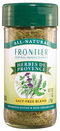 Zoom View - Herbes De Provence Salt-Free Blend