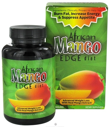 Zoom View - African Mango Edge Diet