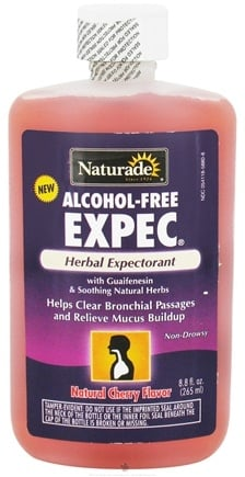 Zoom View - Expec Herbal Expectorant Alcohol-Free