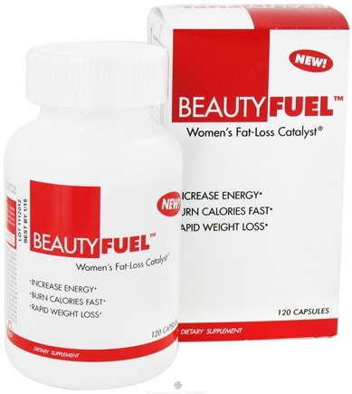 DROPPED: BeautyFit - BeautyFuel Women's Fat Loss Catalyst - 30 Capsules CLEARANCE PRICED