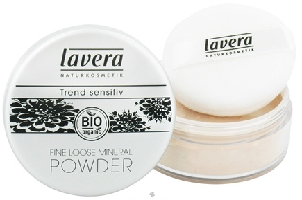 DROPPED: Lavera - Fine Loose Mineral Powder Transparent - 0.32 oz. CLEARANCE PRICED