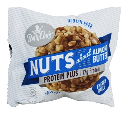 Betty Lou's - Nuts About Almond Butter Protein Plus Energy Balls - 1.7 oz.