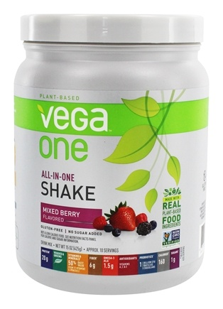 Zoom View - All-in-One Nutritional Shake