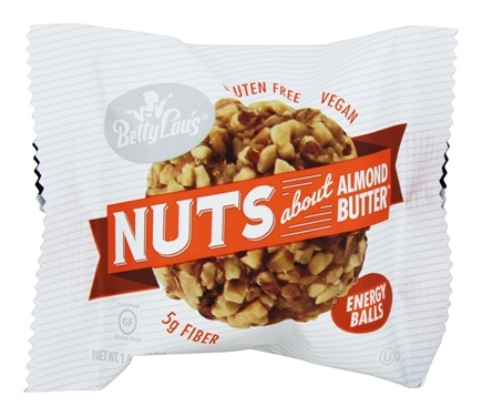 Betty Lou's - Nuts About Almond Butter Energy Balls - 1.4 oz.