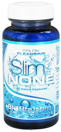Zoom View - Slim to None Colon Cleansing