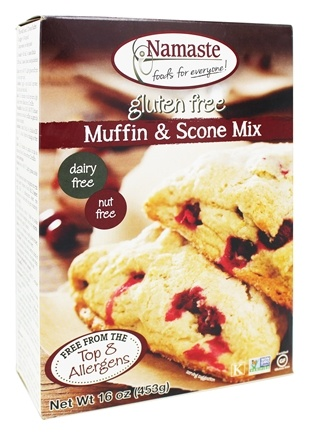 Zoom View - Gluten Free Muffin Mix