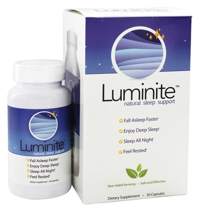 Zoom View - Luminite Natural Sleep Support