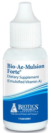 DROPPED: Biotics Research - Bio-Ae-Mulson Forte - 1 oz. CLEARANCE PRICED