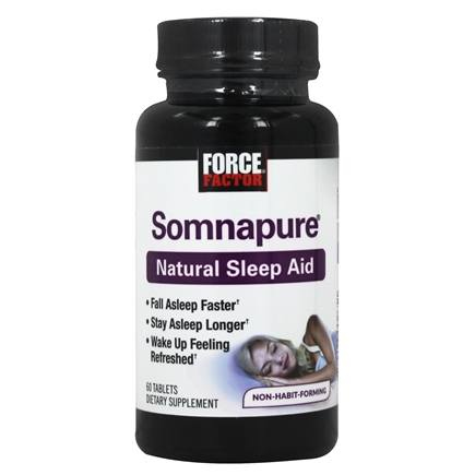 Zoom View - Somnapure Natural Sleep Aid Bonus Pack
