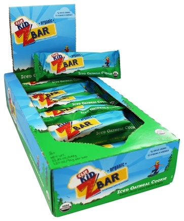 Zoom View - Kid-Z Bar Organic