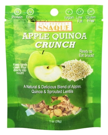 Zoom View - Apple Quinoa Crunch