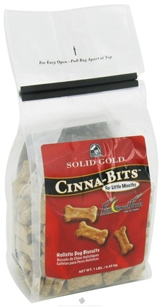 Zoom View - Cinna-Bits Dog Treats For Little Mouths