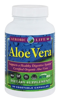 Zoom View - Desert Delight Aloe Vera Softgels