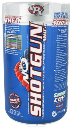 DROPPED: VPX - NO Shotgun V.3 Hardcore Creatine Matrix Grape Bubblegum - 1.48 lbs. CLEARANCE PRICED