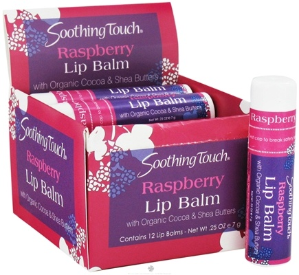 Zoom View - Lip Balm with Organic Cocoa & Shea Butters