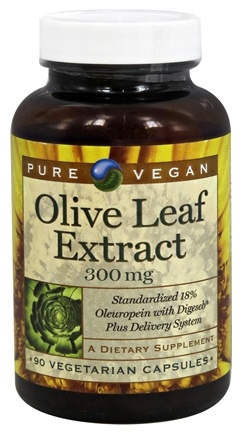 Zoom View - Olive Leaf Extract