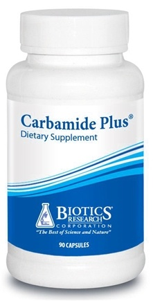 DROPPED: Biotics Research - Carbamide Plus - 90 Capsules CLEARANCE PRICED