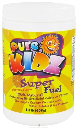 DROPPED: Pure Kidz - Super Fuel Citrus - 1.3 lbs.