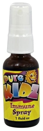 DROPPED: Pure Kidz - Immune Spray Fruit Punch - 1 oz.