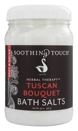 Soothing Touch - Bath Salts Stress Relieving Rest & Relax - 32 oz. LUCKY PRICE