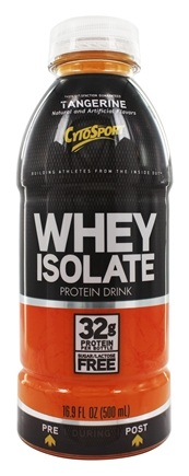 Zoom View - Whey Isolate RTD Protein