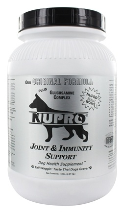 Zoom View - Joint & Immunity Support Dog Health Supplement