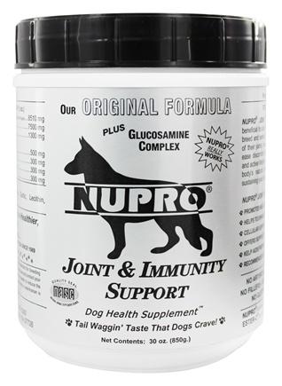 Nupro - Joint & Immunity Support Dog Health Supplement - 30 oz.