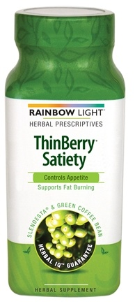 Zoom View - ThinBerry Satiety Appetite Control with Slendesta & Green Coffee Bean
