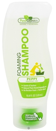 Zoom View - Foaming Shampoo Puppy Formula