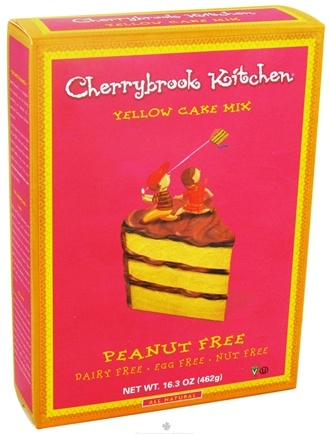 DROPPED: Cherrybrook Kitchen - Yellow Cake Mix - 16.3 oz. CLEARANCE PRICED
