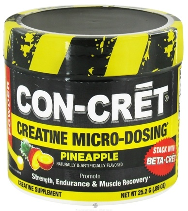 DROPPED: Promera Health - Con-Cret Creatine Micro-Dose Pineapple - 24 Grams CLEARANCE PRICED