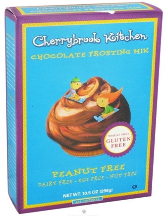 DROPPED: Cherrybrook Kitchen - Chocolate Frosting Mix - 10.5 oz.